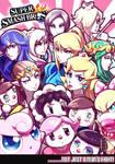 150903 - Smash Bros - Girls
