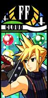 Smash Bros - Cloud