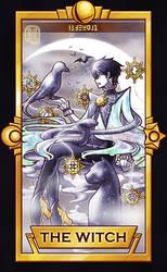 Bayonetta - The Witch by Quas-quas