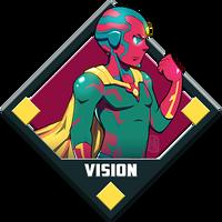 Marvel - Vision by Quas-quas