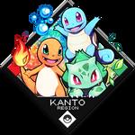 Pokemon - Kanto Starters