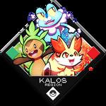 Pokemon - Kalos Starters