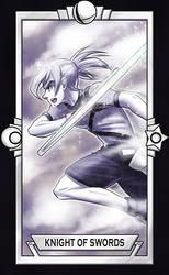 Knight of Swords - Saki Amamiya