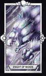 Knight of Wands - Dark Emperor