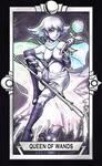 Queen of Wands - Phosphora