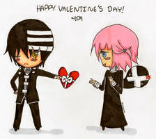 KidXCrona Valentines Day by syfore