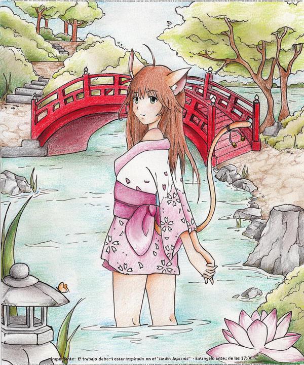 Jardin Japones by GM-Pi