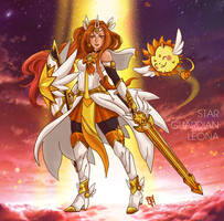 League of Legends - Star Guardian Leona concept by GM-Pi