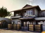 House Exterior Design 3D