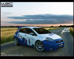 Fiat Punto WRC 1