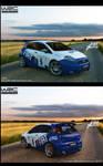 Fiat Punto WRC Merged