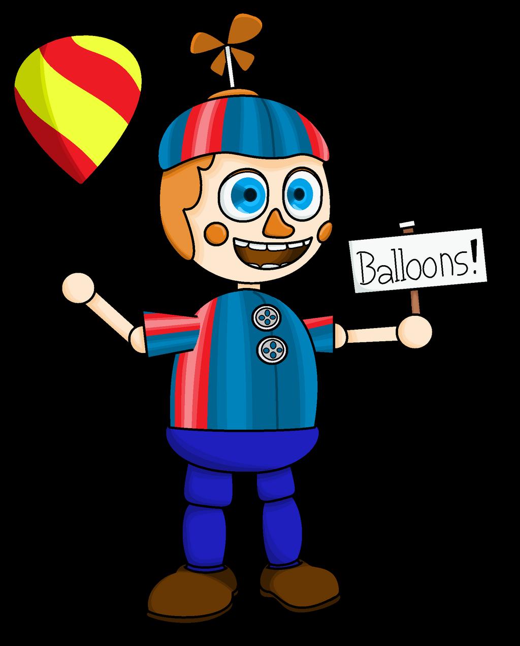 Balloon Boy! By TheWarpyro On DeviantArt
