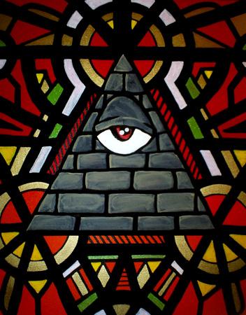 All Seeing Eye by JimmieJump