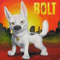 Bolt by Roxas7Days
