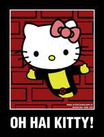 Oh hai Kitty by AKsolut