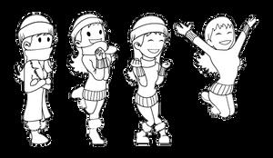 Personaje by AKsolut