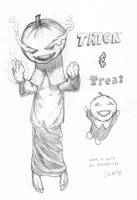 Trick and treat by AKsolut