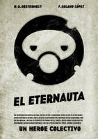 Eternauta Poster by AKsolut