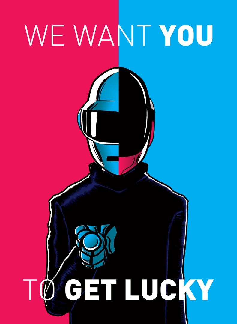 What Daft Punk wants (Final digital version) by AKsolut