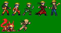 Naruto's Alternate Forms by LeeHatake93
