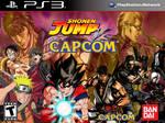Shonen Jump vs Capcom Cover