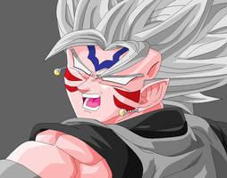 Smash Bros Tenkaichi: Fierce Vegito by LeeHatake93