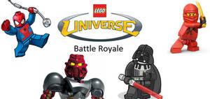 Idea: Lego Fighting Game