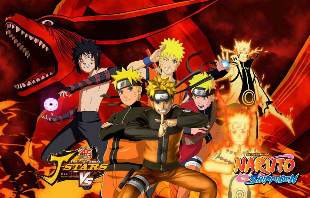 J-Stars: Naruto Uzumaki by LeeHatake93 on DeviantArt