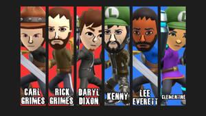 Mii Fighters: The Walking Dead