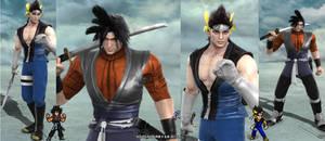 SCV: Gosuke and Nageta