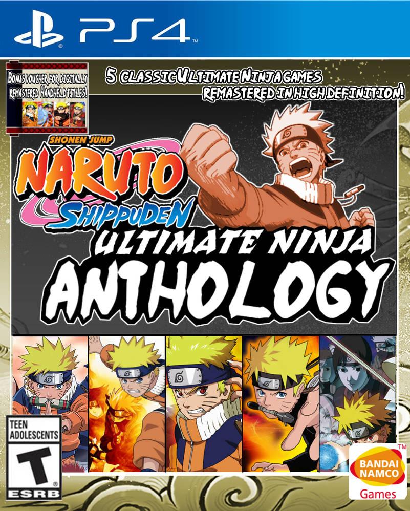 Naruto Shippuden: Ultimate Ninja Anthology by LeeHatake93 on DeviantArt
