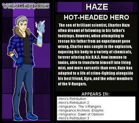 TxL: Haze Bio by LeeHatake93