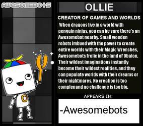 TxL: Ollie Bio by LeeHatake93