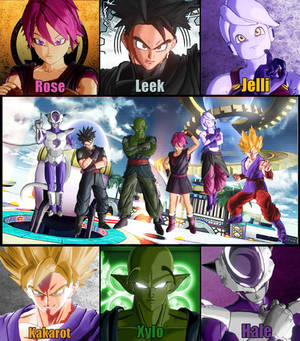 Xenoverse Time Patrollers