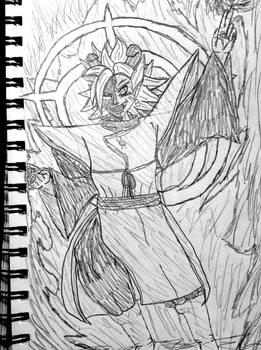 Naruto x Dragon Ball: Fused Zamshiki
