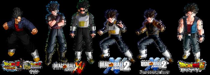 Dragon Ball: Leek's New Evolution