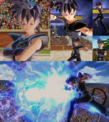 Dragon Ball Xenoverse 2: Violet