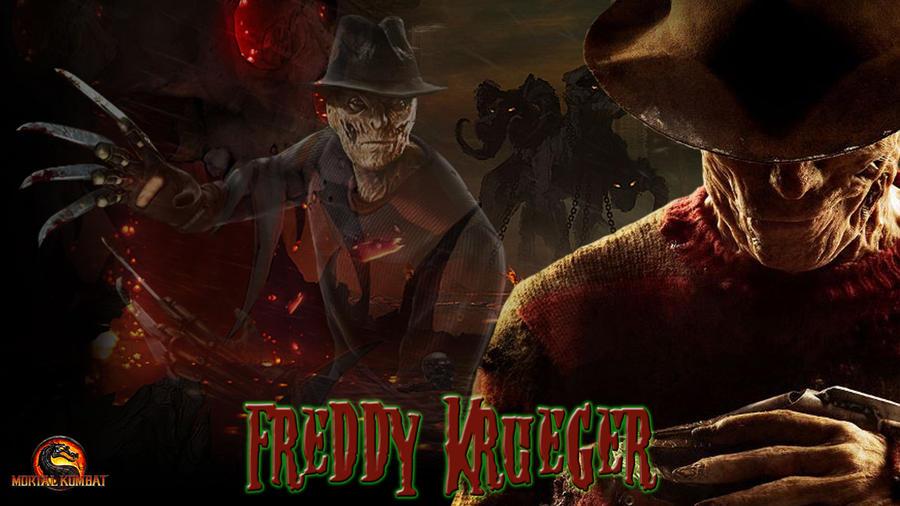 Mortal KombatFreddy Krueger By DarkGemineye