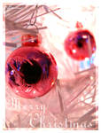 A Pink Christmas by Kateri12