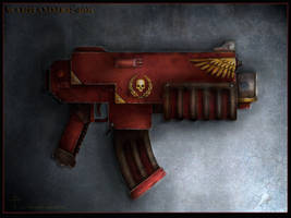 Bolter by FirstKeeper