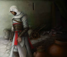 Altair - Assassin's Creed by FirstKeeper