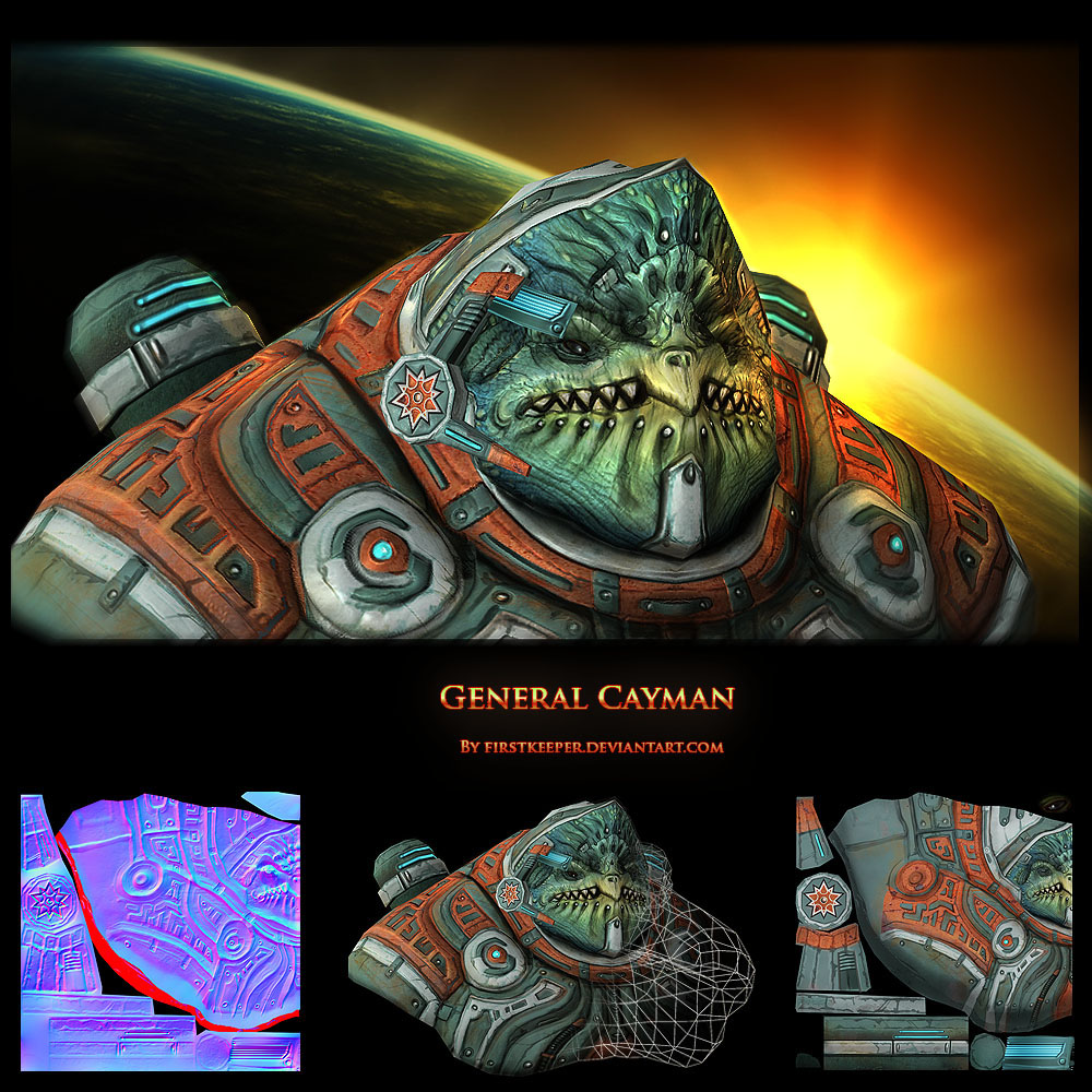 General Cayman by FirstKeeper