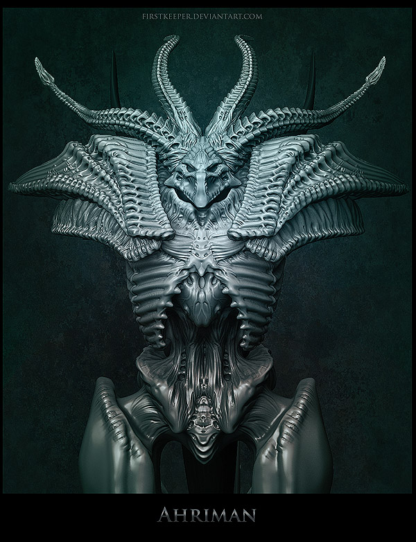 Image result for ahriman