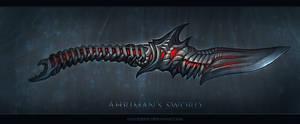 Ahriman's Sword