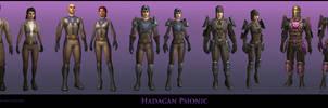 Hadagan Psionic. Allods Online