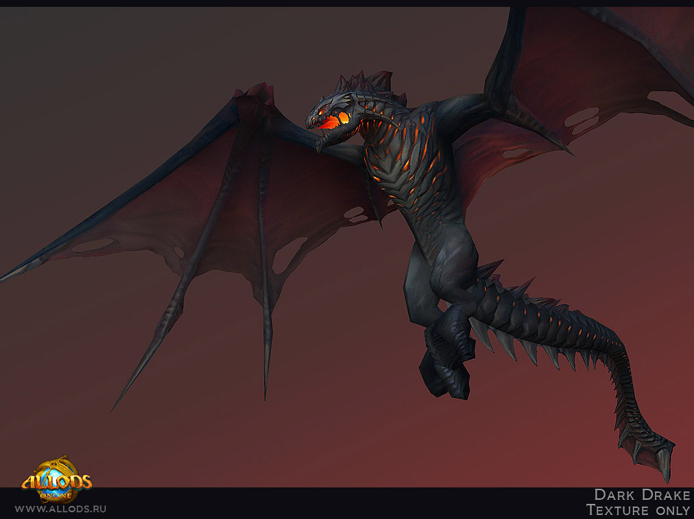 Dark Drake Allods online by FirstKeeper