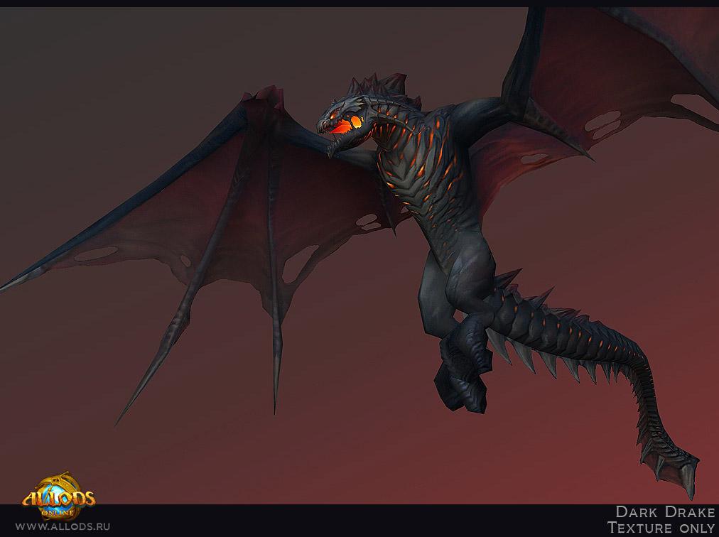 Dark Drake Allods online by FirstKeeper
