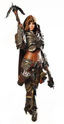 Demon Hunter by FirstKeeper