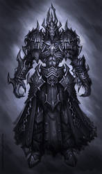 Lich concept by FirstKeeper