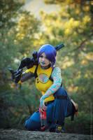 Maya cosplay 01 by FirstKeeper